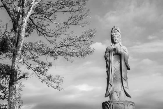 Arashiyama monument