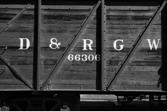 Railroad car 4