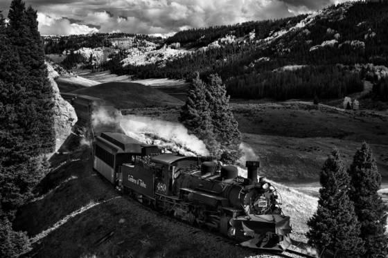 Cumbres   toltec railroad 03