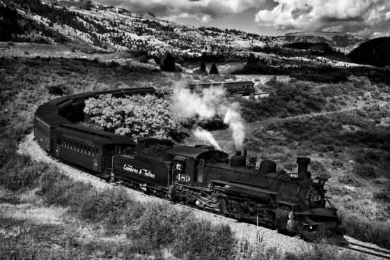 Cumbres   toltec railroad 04