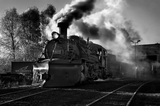 Cumbres   toltec railroad 05