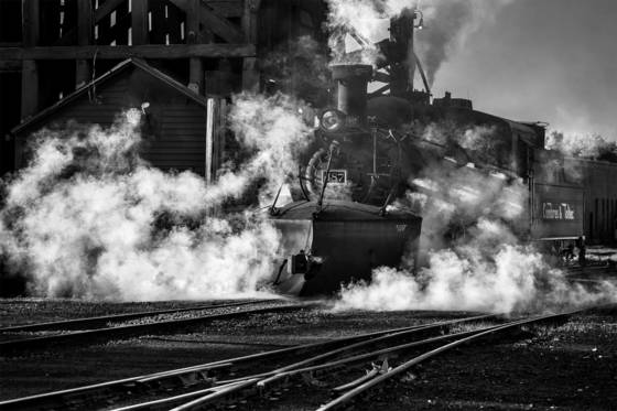 Cumbres   toltec railroad 07