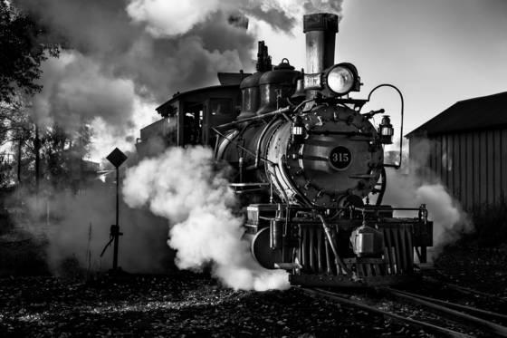 Cumbres   toltec railroad 08