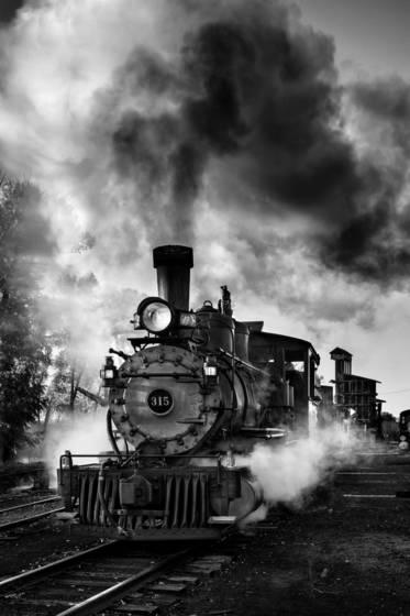 Cumbres   toltec railroad 09
