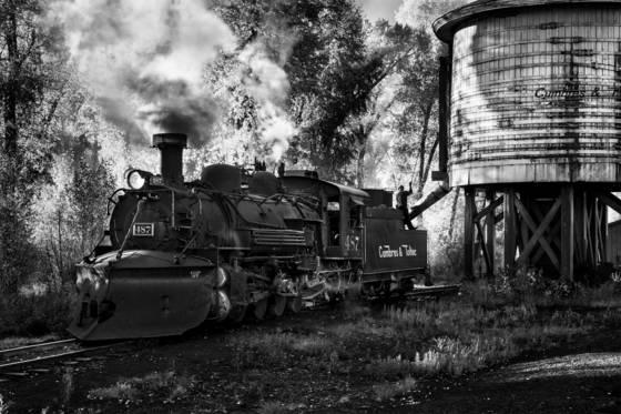 Cumbres   toltec railroad 10