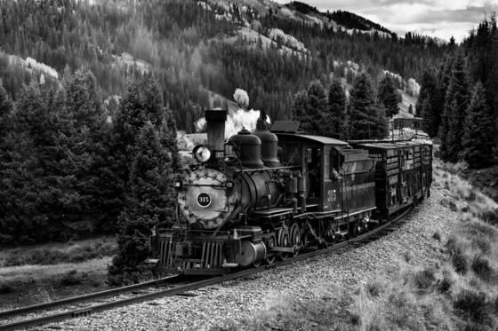 Cumbres   toltec railroad 11