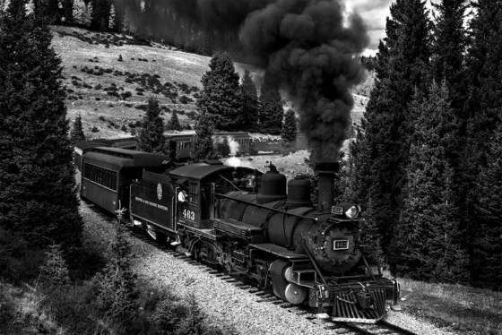 Cumbres   toltec railroad 12