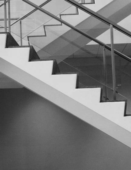 Gallery steps