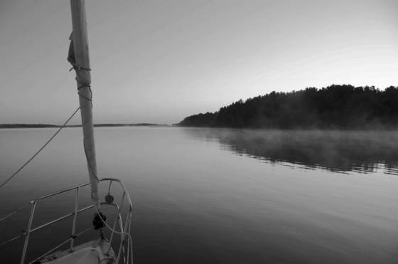 Sunrise johns bay