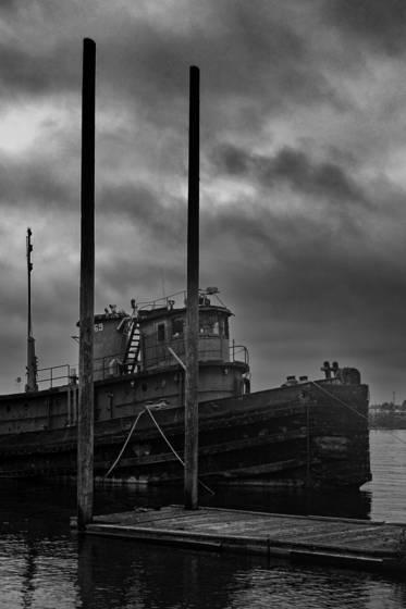 Columbia river tug