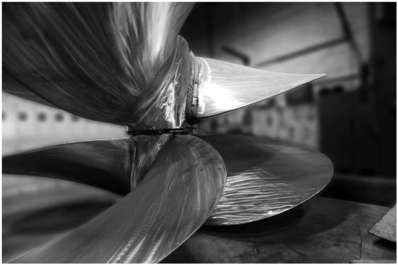 Ship propellers  2
