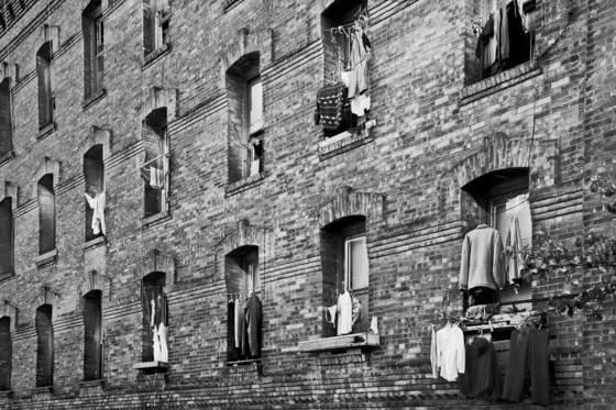 Laundry row