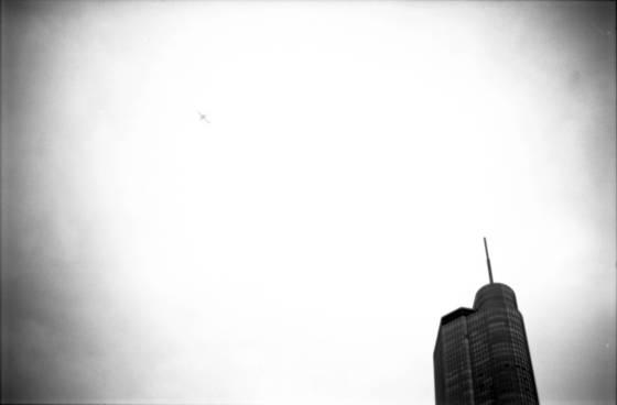 Black   white city xviii