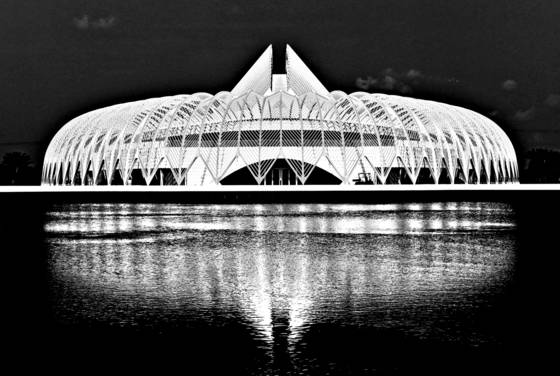 1 library at florida polytechnic univesity