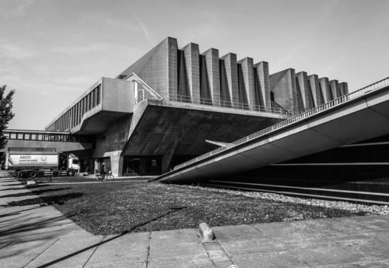 Delft university of technology aula conference centre