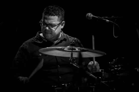 Latin jazz percussion 1