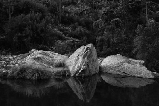 Sabino rocks