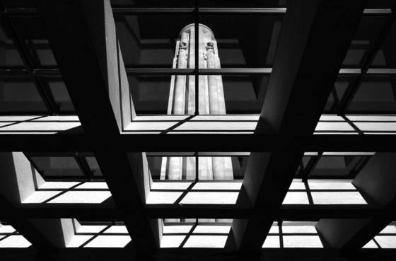 A monumental skylight