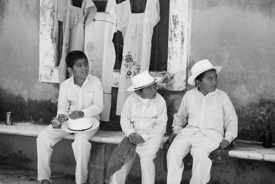 Mexican boys