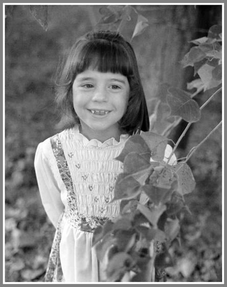 Anne at 5  1