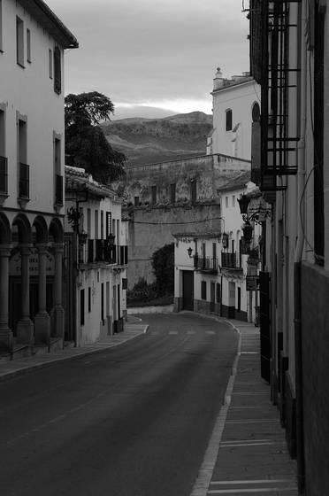Calle de arminan