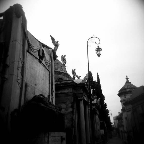 Recoleta angels