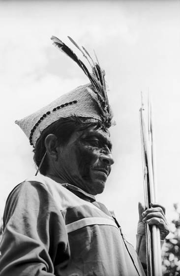 Yukpa shaman