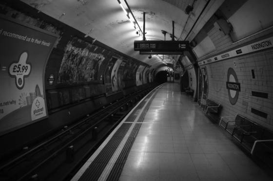 Mind the gap  1 london