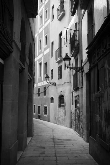 Barcelona s alleys 2