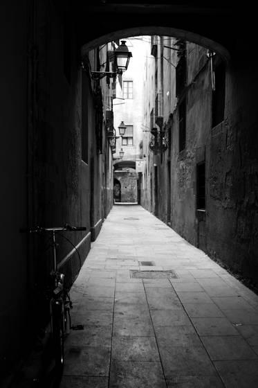 Barcelona s alleys 3