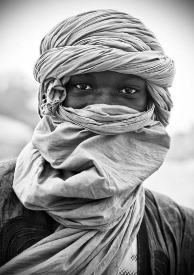 Touareg tribesman