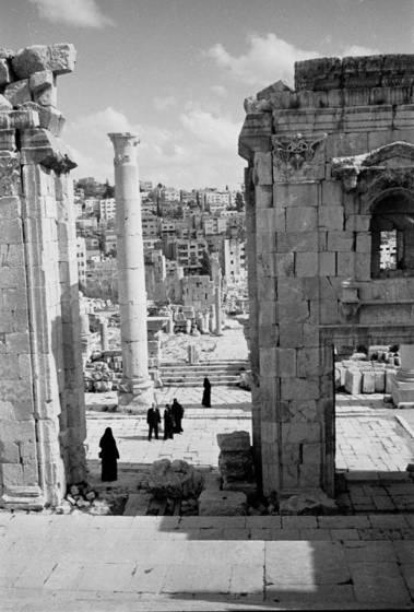Jerash ruin 2009