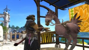 FFXIV Chocobo Colour Changing Guide