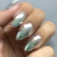 Chrome nail