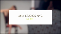 Milk Studios NYC Fall 2014