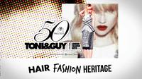 TONI&GUY @ Kiev Fashion Days AW13 - London Fashion Week