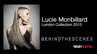 British Hairdressing Awards 2013 photoshoot behind the scenes