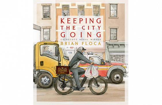 Book cover of Keeping the City Going