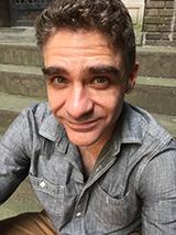 2021 Writer-in-residence Carlos Hernandez