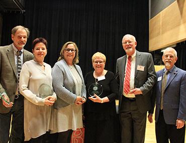BSCAA 2016 Award winners
