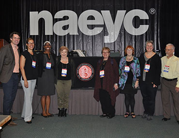 National Association for the Education of Young Children's (NAEYC) Annual Conference in Los Angeles