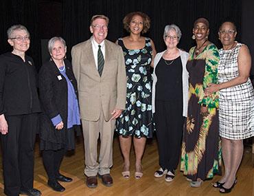 Bank Street Alumni Awards ceremony