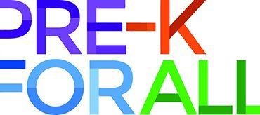 Pre-K for All logo