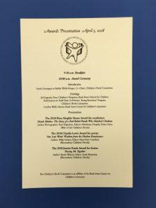 Invitation to ceremony