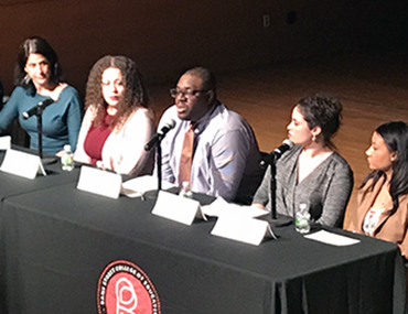 Bank Street alumni leadership career panel speaks about advancing education careers