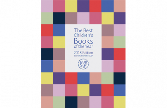 The Best Children's Books of the Year cover
