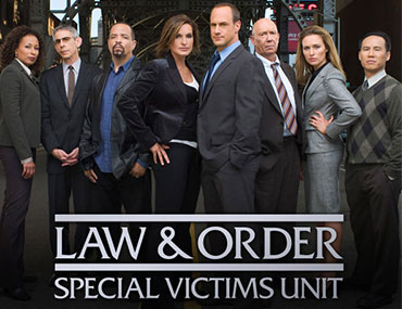 Law & Order SVU cover