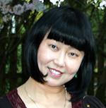 Headshot of Ming Fang He