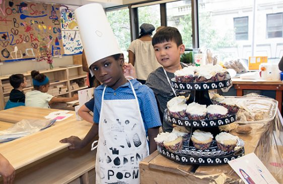 School for Children bakery project