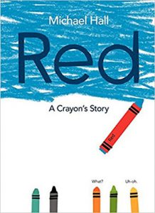 A Red Crayon's Story